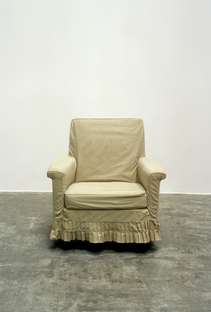 , '纪念碑_沙发 / Sofa,' 2010, Shanghai Gallery of Art