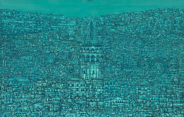 , 'Istanbul in the old,' 2013, Olcay Art