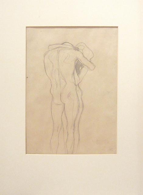 Gustav Klimt, 'Untitled I.V', 1985, Print, Lithograph, michael lisi / contemporary art