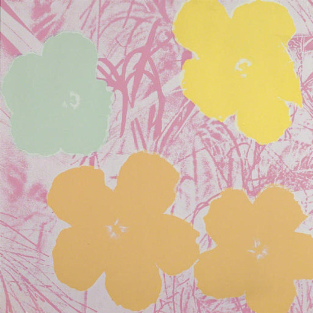 Andy Warhol, 'Flowers, II.70', 1970, Upsilon Gallery