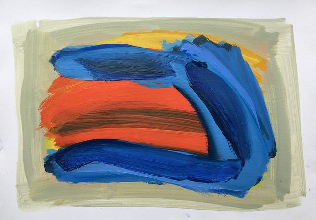 , 'Immersion Series D,' 2017, Beatriz Esguerra Art
