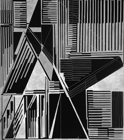 , 'Vector Array,' 2013, EDS GALERÍA