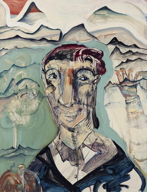 , 'Smiling Portrait,' 2017, Mind Set Art Center