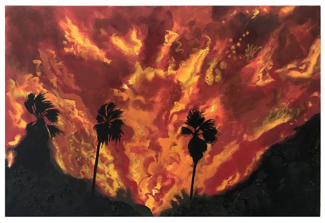 , 'Pronostico Ventura,' 2018, Coagula Curatorial