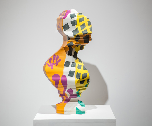 Nick Hornby, 'Vanity working on a Weak Head... (VII - Matisse)', 2017, Frestonian Gallery