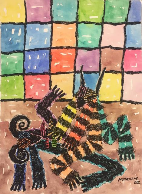 , 'Rua de Bagamoyo: O sexo a céu aberto,' 2015, Galeria 111