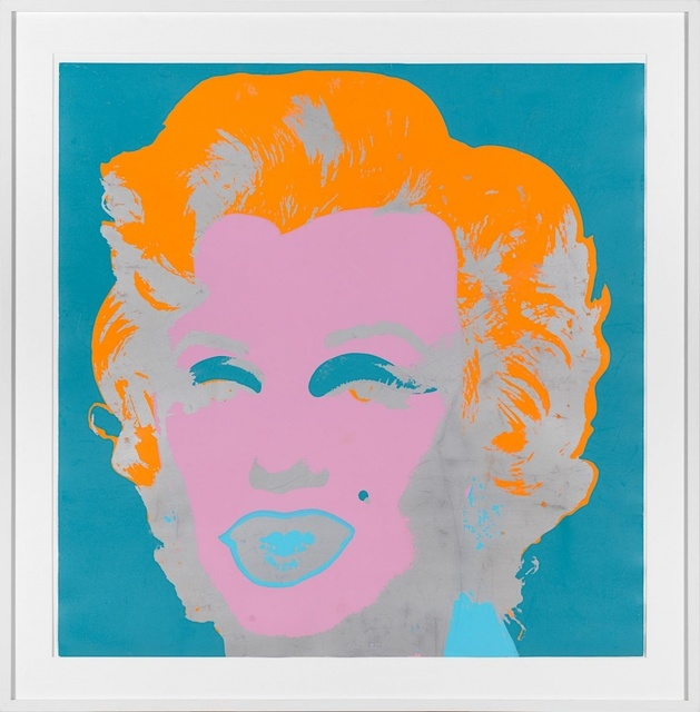 , 'Marilyn Monroe II.29,' 1967, OSME Gallery