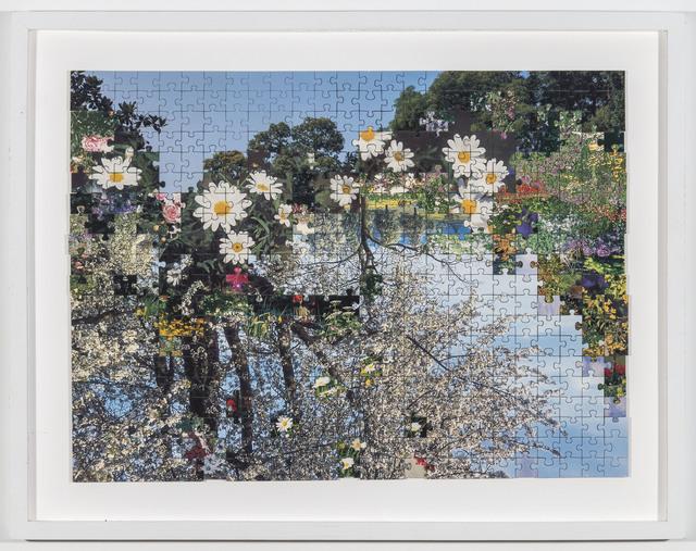 , 'Love=Love #3,' 2015, Johannes Vogt Gallery