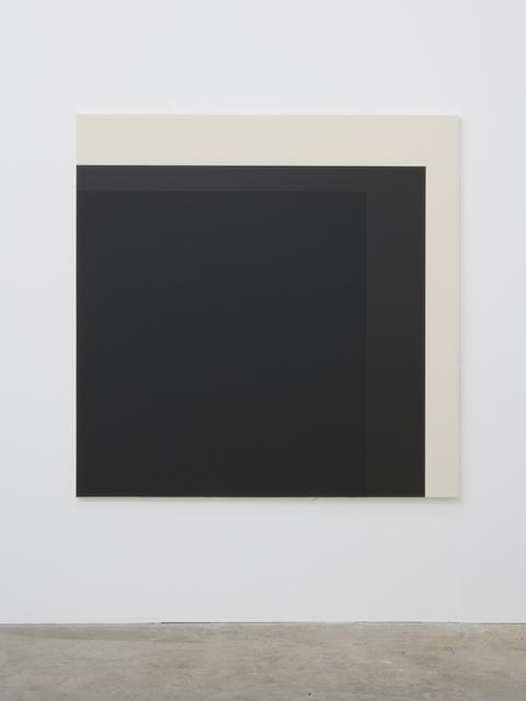 , 'Two Blacks,' 2001, Gallery Sofie Van de Velde