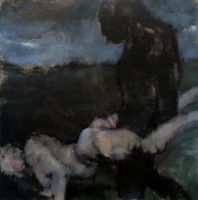 , 'Rampant,' 2018, Charlie Smith London