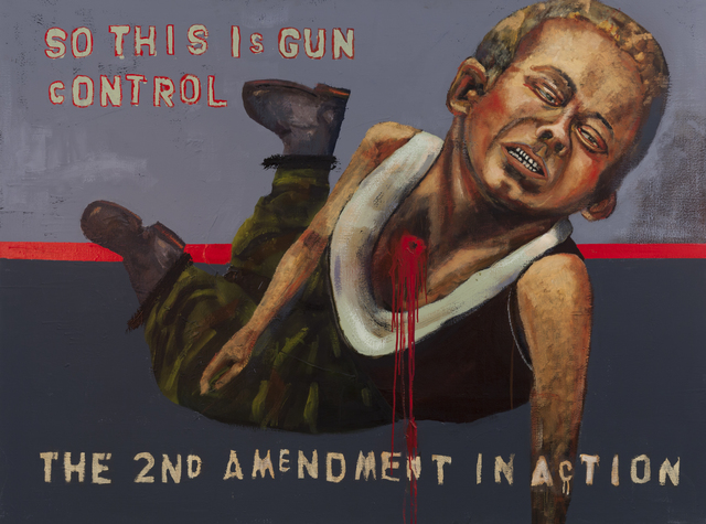 , 'Gun Control ,' 2013, ACA Galleries