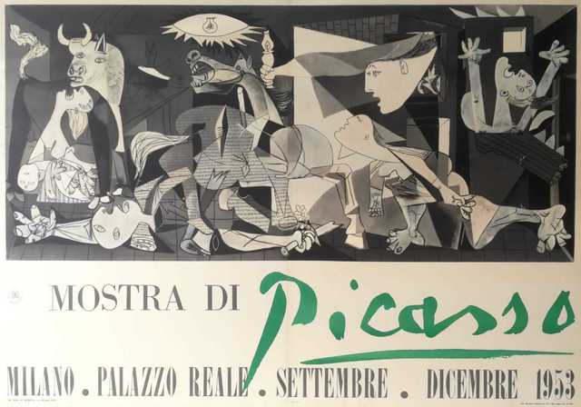 Pablo Picasso, 'Picasso exhibition poster - SALE', 1953, Wallector