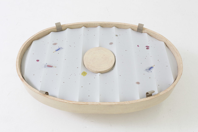 , 'Resting Tray,' 2015, Nina Johnson