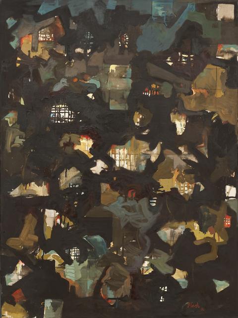 , 'Black Graph,' 1951, Hollis Taggart Galleries