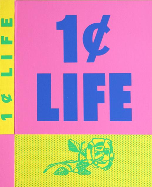 Roy Lichtenstein, 'One Cent Life ', 1963-1964, Woodward Gallery