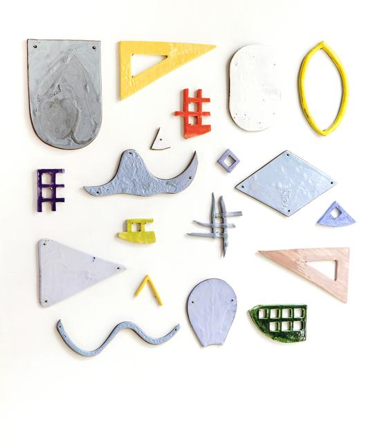 , 'wall-baja ,' 2017, Miranda Bosch