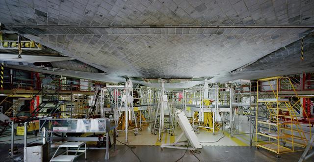 Thomas Struth, 'Space Shuttle 1, Kennedy Space Center, Cape Canaveral', 2008, Monica De Cardenas