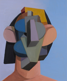 George Condo, 'Toy Head,' 2012, Sotheby's: Contemporary Art Day Auction