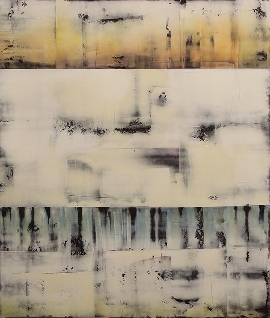 , 'Bluff Poem 5,' 2017, David Lusk Gallery