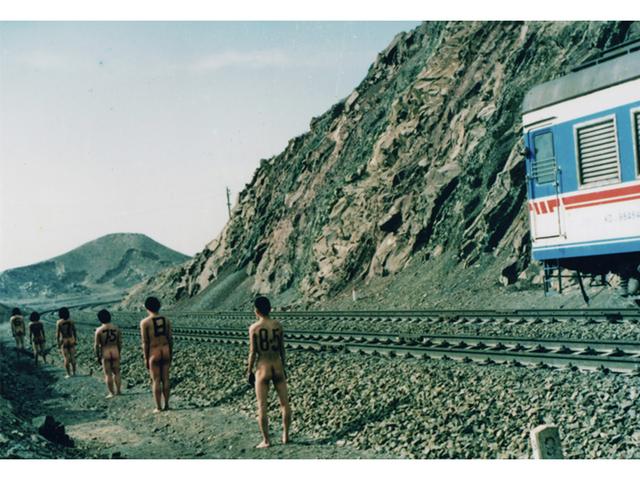 , 'Dialogue,' 2001, GAOTAI