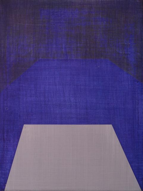 Heike Kelter, 'Croiser', 2019, Painting, Ink, acrylic on canvas, Alfa Gallery
