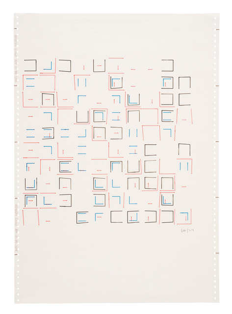 , 'Untitled,' 1974, The Mayor Gallery
