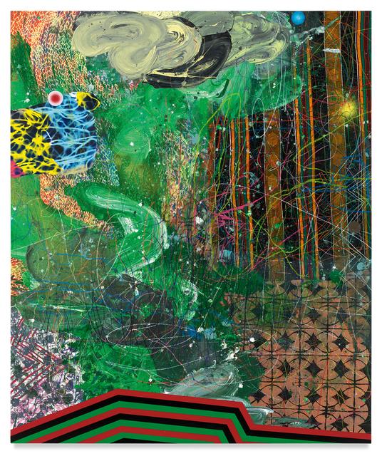 David Huffman, 'Transcendance', 2019, Miles McEnery Gallery