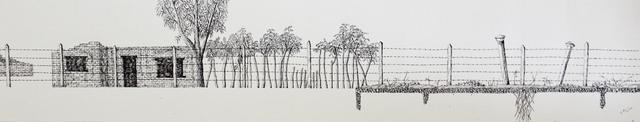 , 'Fence VI,' 2016, Saskia Fernando Gallery