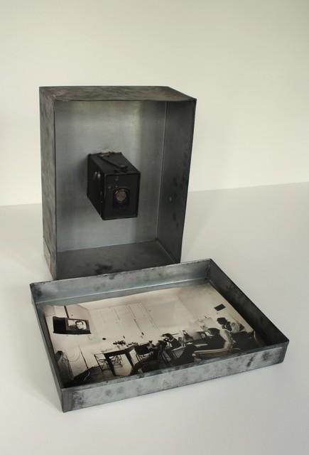 Joseph Beuys, 'Enterprise 18.11.72, 18:5:16 Uhr', 1973, Korff Stiftung GmbH