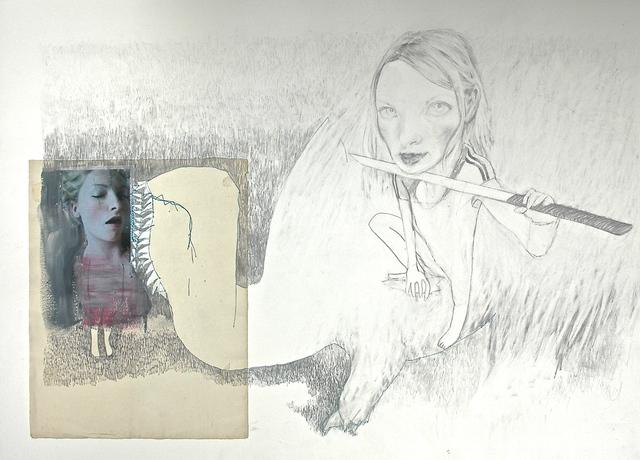 , 'Beware The Jabberwock III,' 2016, Galerie Bart