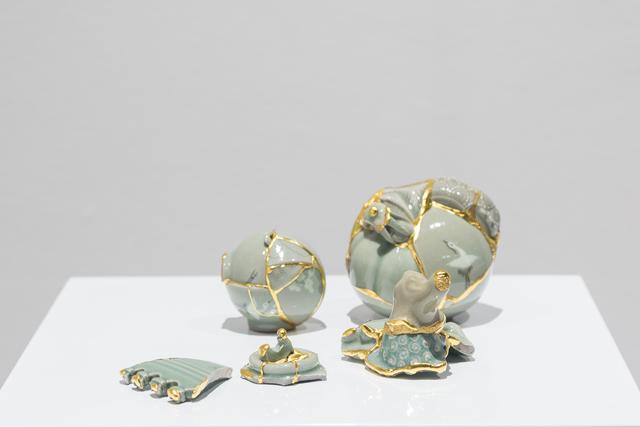 , 'Translated Vase, Five Elements,' 2015, Locks Gallery