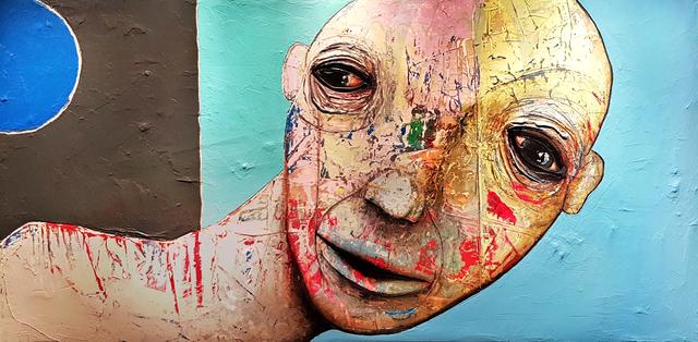 Sylvain Coulombe, 'Juste avant de plonger', 2014, Thompson Landry Gallery