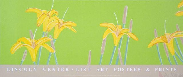 Alex Katz, 'Day Lilies', 1992, ArtWise