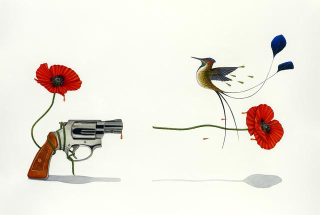 , 'Bulletproof,' 2016, Nicole Longnecker Gallery
