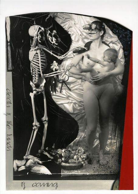 Joel-Peter Witkin, 'Death is Like Lunch, it's Coming', 2010, Etherton Gallery