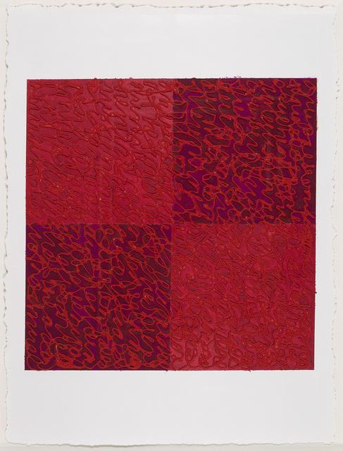 , 'Reds,' 2016, Spanierman Modern