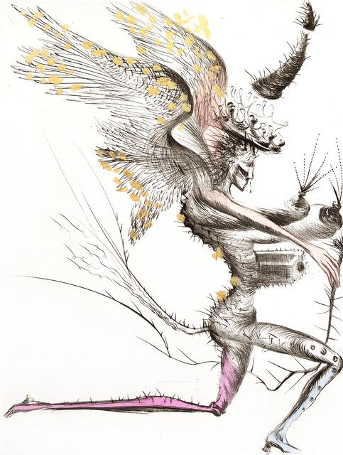, 'Winged Demon,' 1969, REDSEA Gallery