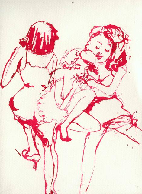 , 'Make Studies 3,' 2003, Galerie Andrea Caratsch