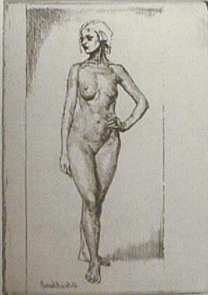 , 'Ursula,' 1922, Paramour Fine Arts