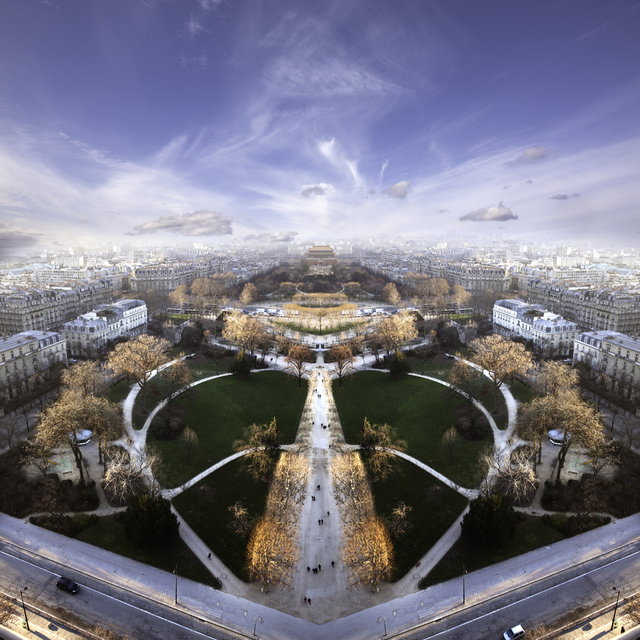 , 'Paris 1,' 2012, Cynthia Corbett Gallery