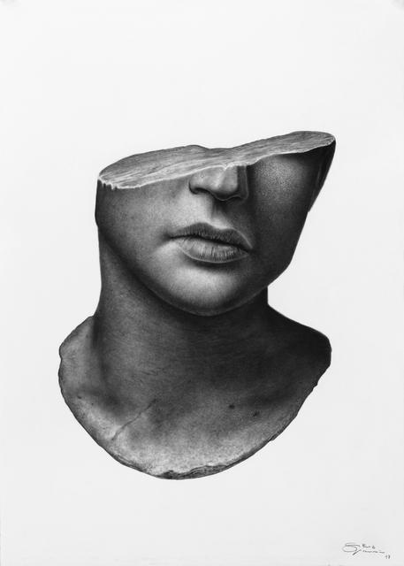 , 'The Last Man,' 2017, l'artiste gallery