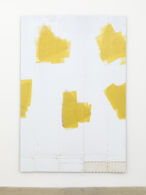 , 'Untitled,' 2015, Greene Naftali Gallery