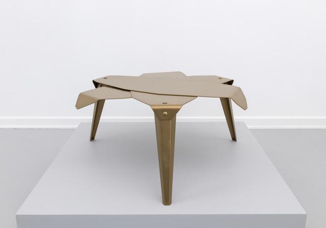 Jacob Mathias Egeberg, 'Folded leaf table', 2019, Etage Projects
