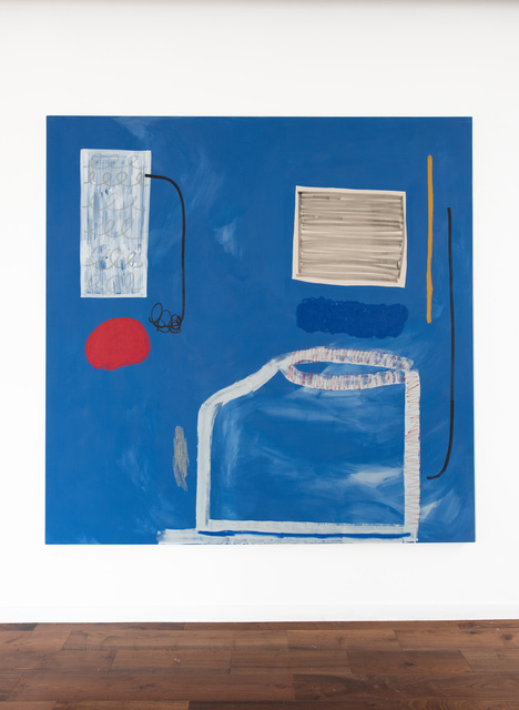 Milla Eastwood, 'Metanoia', 2017, Painting, Oil Sticks, Chalk Pen, Pen on Canvas, The Dot Project