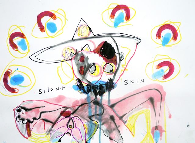 , 'Silent Skin,' 2016, Galerie C.O.A