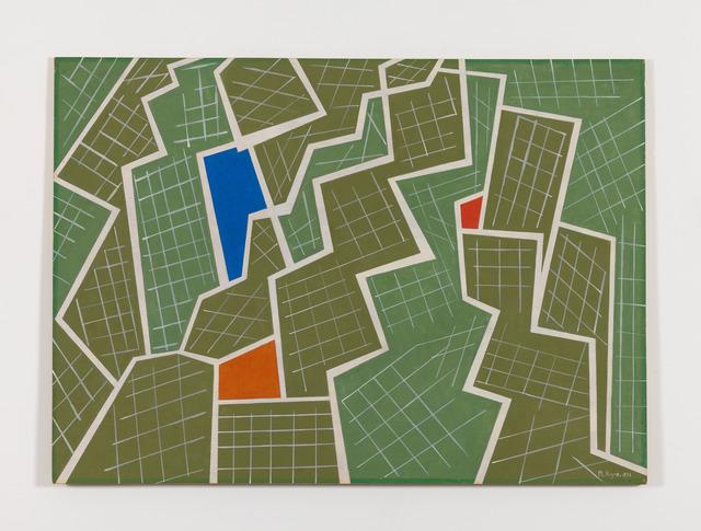 , 'S.T.,' 1952, Cardelli & Fontana artecontemporanea