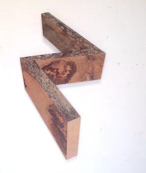 Robert Steng, 'Angled Beam', 2018, Galerie von Braunbehrens