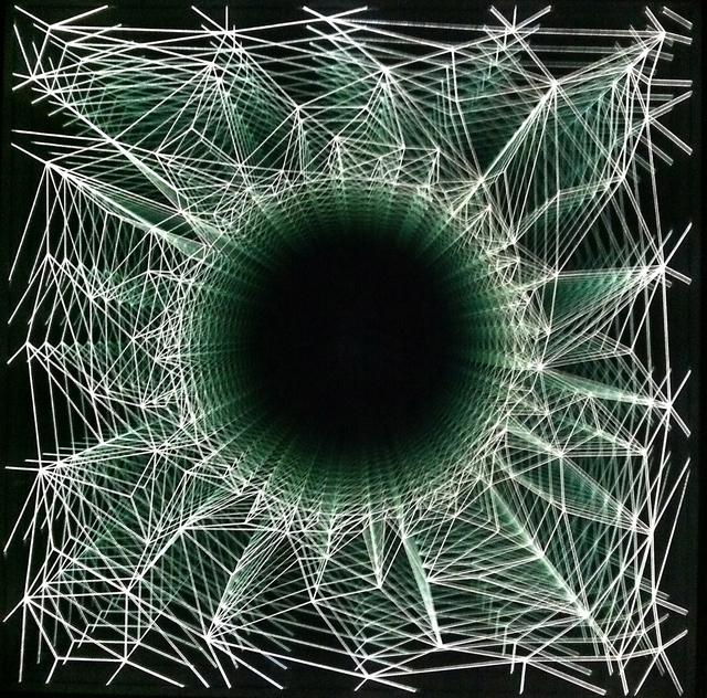 , 'Mirror Drawing #11,' 2012, C. Grimaldis Gallery