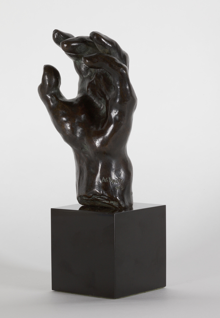 , 'Main no. 39,' ca. Conceived c. 1885-1900; this version cast in 1975, Jill Newhouse Gallery