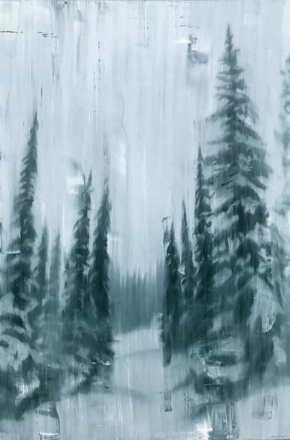 Ryan Akerley, 'Wandering', 2021, Painting, Oil on panel, Julie Nester Gallery